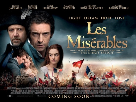 Film picture: Les Miserables