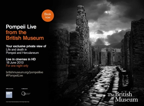 Film picture: Pompeii Live From The British Museum