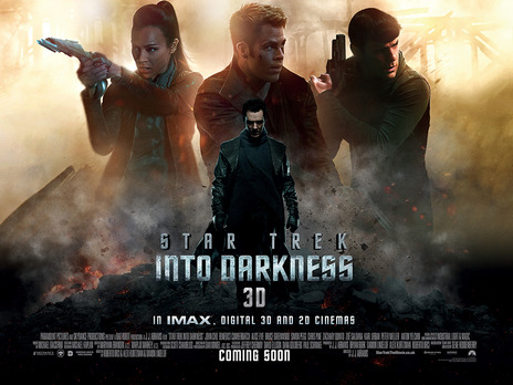 Film picture: 3D Star Trek Into Darkness