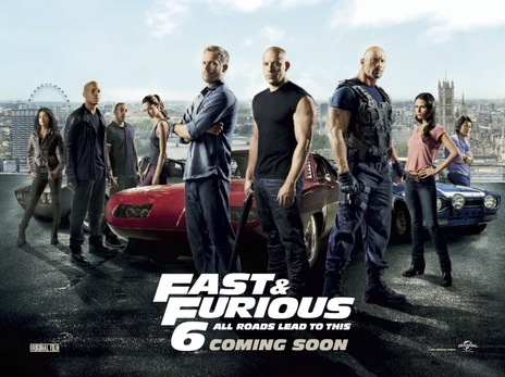 Film picture: Fast & Furious 6