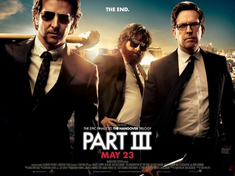 Film picture: The Hangover Part III