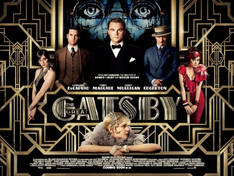 Film picture 3d the great gatsby