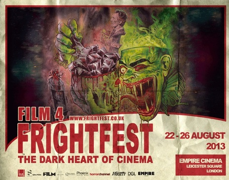 Film picture: FRIGHTFEST DAY 5 PASS