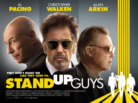 EMPIRE CINEMAS Film Synopsis - Stand Up Guys