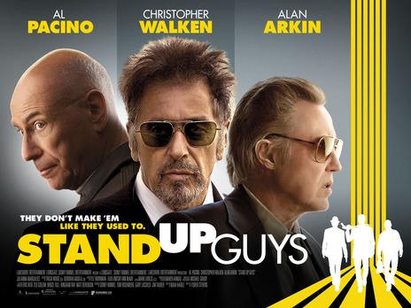 EMPIRE CINEMAS Film Synopsis - Stand Up Guys