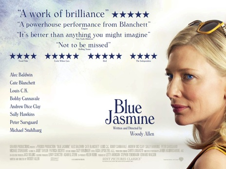 Film picture: Blue Jasmine