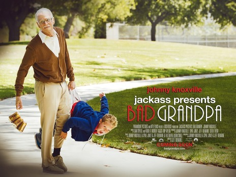Film picture: Jackass Presents: Bad Grandpa
