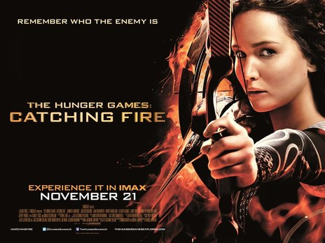 Film picture: The Hunger Games: Catching Fire