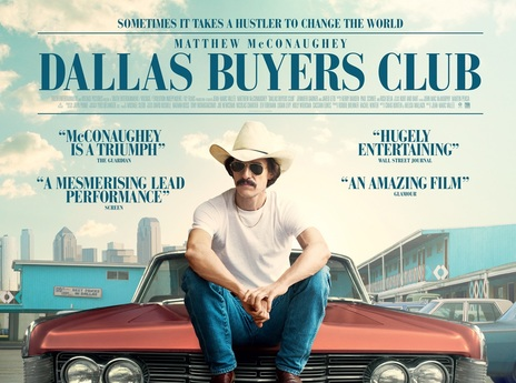 Film picture: Dallas Buyers Club