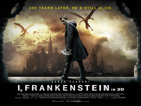 EMPIRE CINEMAS Film Synopsis - (3D) I, Frankenstein