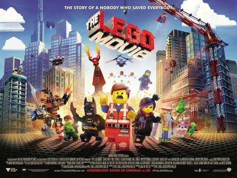 Film picture: The Lego Movie