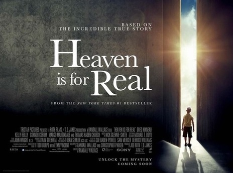 Heaven Is For Real Movie Film picture Heaven Is For