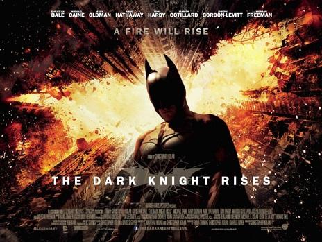 Film picture: (IMAX) The Dark Knight Rises