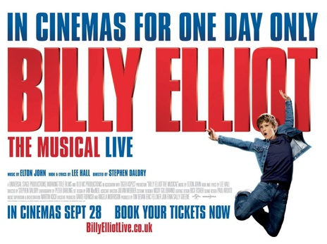 Film picture: Billy Elliot The Musical Live
