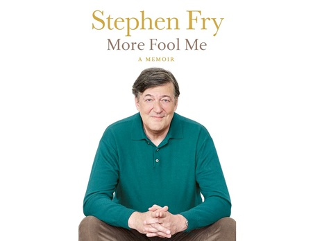Film picture: Stephen Fry Live: More Fool Me
