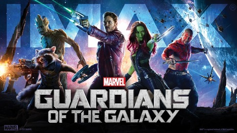 Film picture: (IMAX) 3D Guardians Of The Galaxy