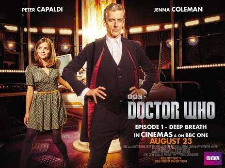 Film picture: Doctor Who Episode 1 - Deep Breath.