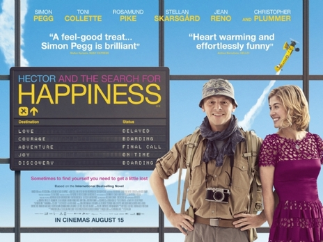 Film picture: Hector And The Search For Happiness