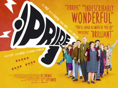 Film picture: Pride
