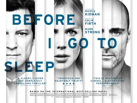 Film picture: Before I Go To Sleep