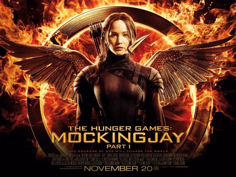 Film picture: The Hunger Games: Mockingjay - Part 1