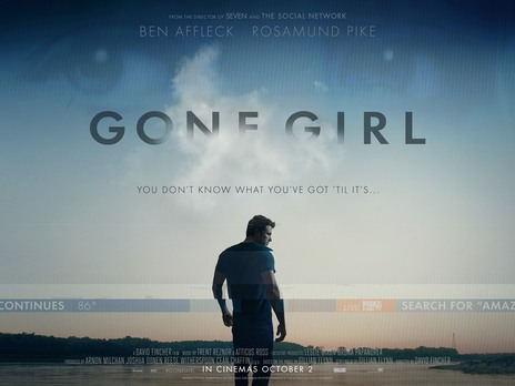Film picture: Gone Girl