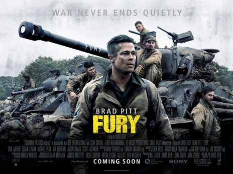 Film picture: Fury