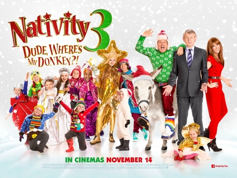 Film picture: Nativity 3: Dude, Where's My Donkey?