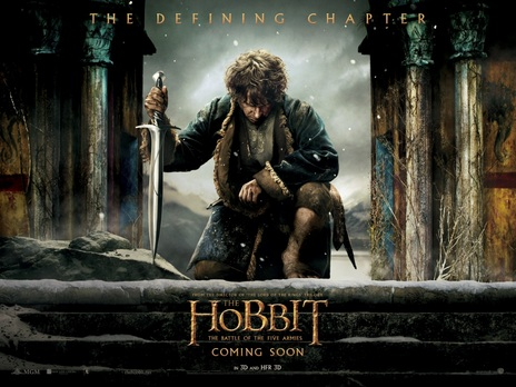 Film picture: 3D The Hobbit: The Battle Of The Five Armies