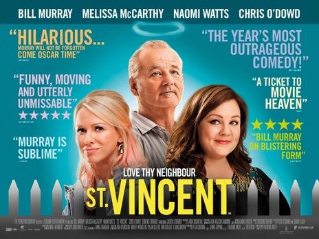 St Vincent Movie