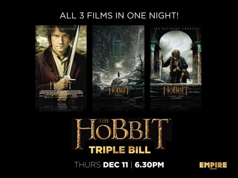 The hobbit trilogy steelbook the hobbit the battle of the