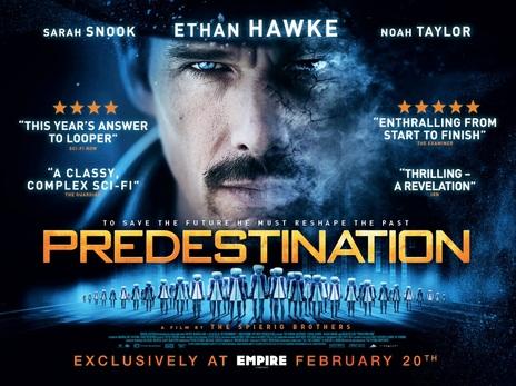 Predestination Netflix