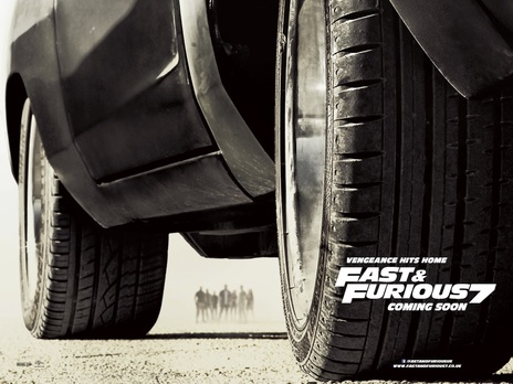 Film picture: Fast & Furious 7