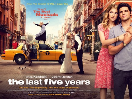 Film picture: The Last Five Years
