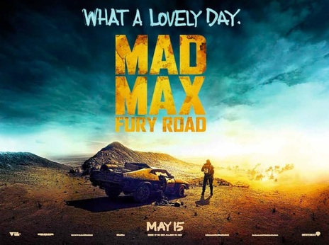 Film picture: 3D Mad Max: Fury Road