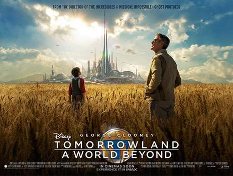 Film picture: Tomorrowland - A World Beyond