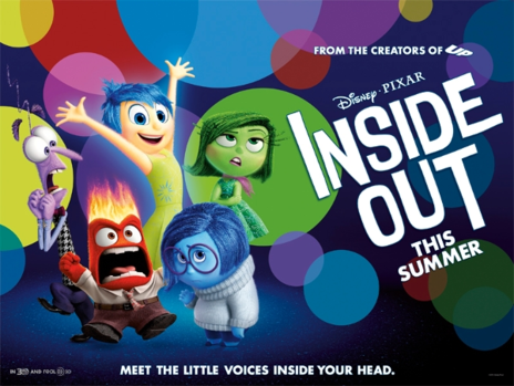Film picture: 3D Inside Out