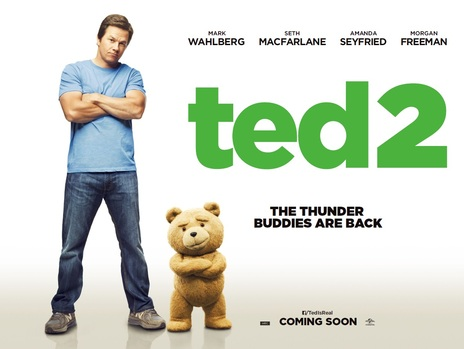 Film picture: Ted 2