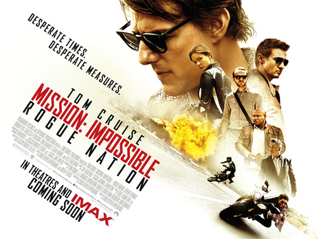 Film picture: Mission Impossible: Rogue Nation