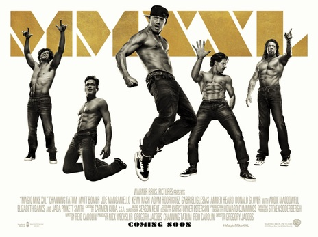 Film picture: Magic Mike XXL