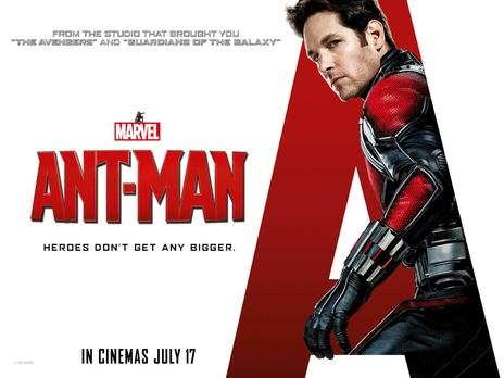 Film picture: 3D Ant-Man