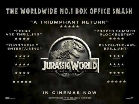 Film picture: Jurassic World