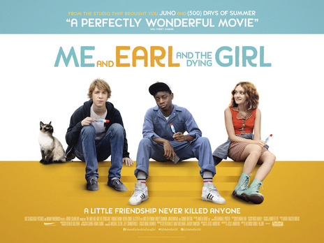 Film picture: Me And Earl And The Dying Girl