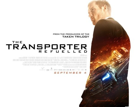 Film picture: The Transporter Refuelled