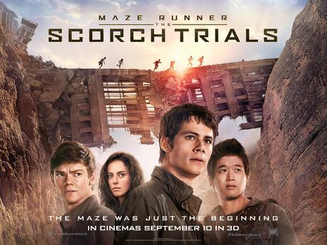The scorch trials release date in Melbourne