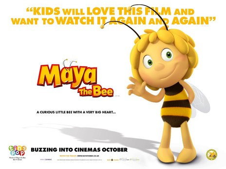 Film Picture Maya The Bee
