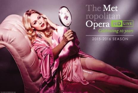 Film picture: MET Opera - Turandot