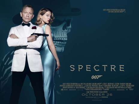 Film picture: SPECTRE