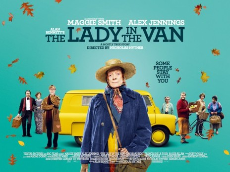 Film picture: The Lady In The Van