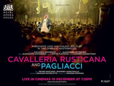 Film picture: ROH - Cavalleria / Pagliacci (Live)